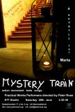 Mystery Train - A Benefit for Marta | Practical Works Performers directed by Peter Rose